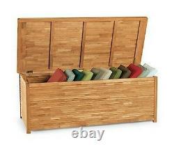 A Grade Teak 65 Premium Pool Cushion Storage Box Outdoor Garden Patio Furniture