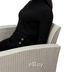 Assemble Outdoor Patio Garden Furniture Sofa Gray home furniture