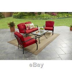 Patio Conversation Set Outdoor Furniture Sets For Backyard Garden Deck Porch