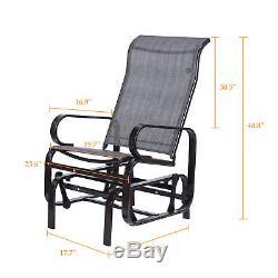 Rattan Furniture Set Patio Cushioned Sofa Outdoor Indoor Rocking / Hammock Chair