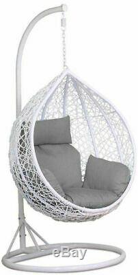 Rattan garden outdoor egg chair summer swing furniture Patio Hammock