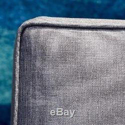 SUPERNOVA 7PC Outdoor Patio Sectional Furniture Wicker Sofa Set