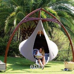 UFO Shape Teepee Tree Hanging Swing Chair Indoor Outdoor Patio Furniture Summer